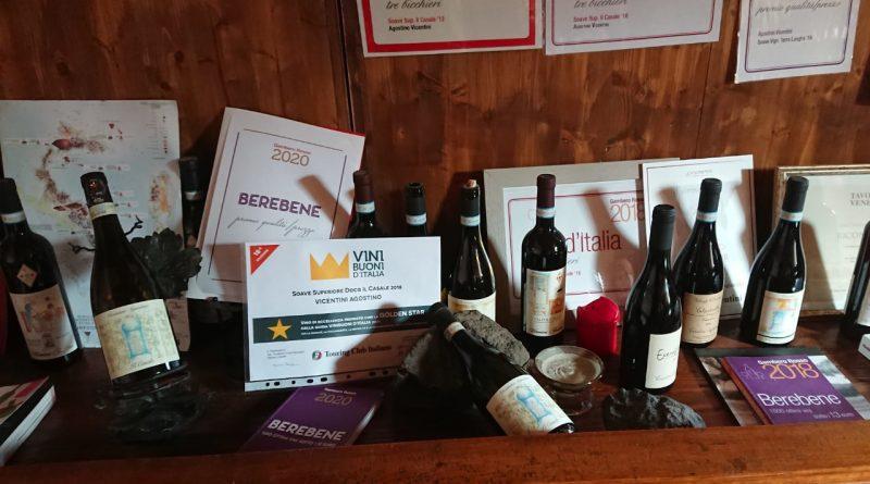 I tesori di Vicentini, ciliegie, olio e vini