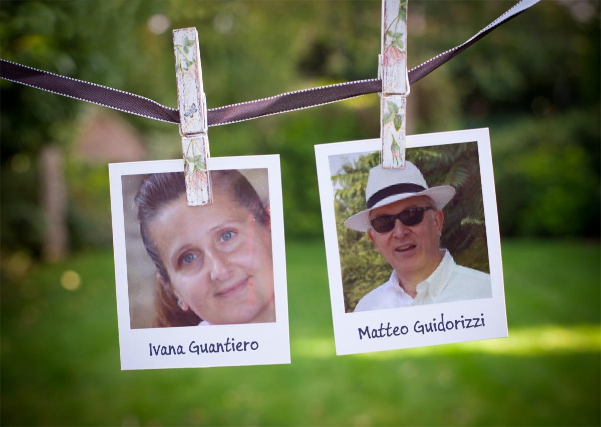 Ivana Guantiero, Matteo Guidorizzi
